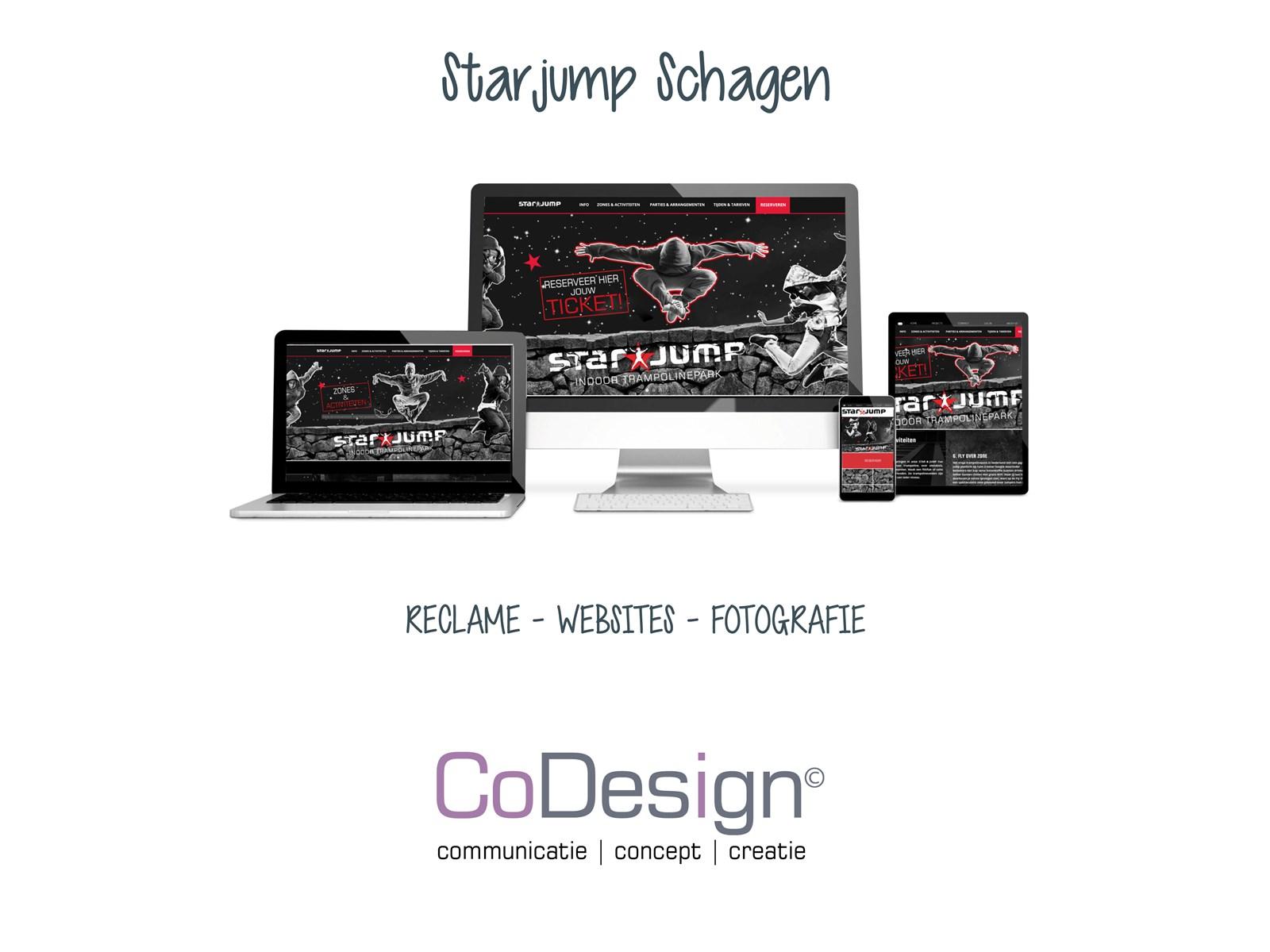 StarJump Schagen Online